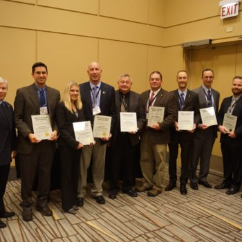 Citation of Excellence recipients