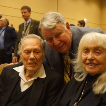 Al Wright, John Bourgeois, Gladys Wright