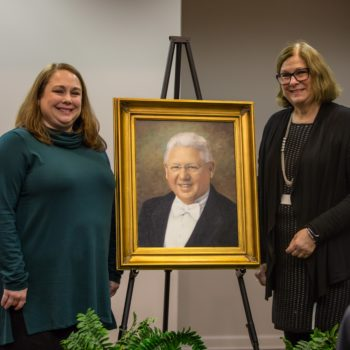 Hall of Fame Portrait - Robert Jorgensen