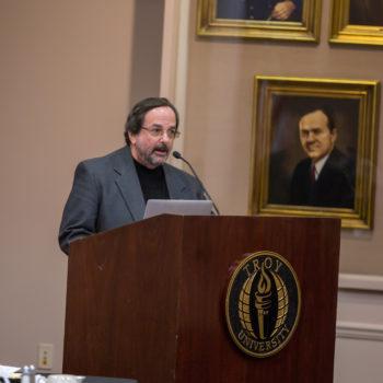 Larry Blocher - Director, School of Music - Troy University
