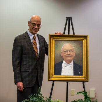 Hall of Fame Portrait - Richard Strange